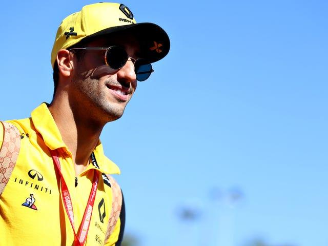 Warum der alte Manager von Daniel Ricciardo ihn wegen 12,8 Millionen Dollar verklagt