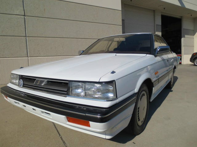 NPoCP: 1986 Nissan Skyline GT Passage 4 portes Hardtop - 6 500 $