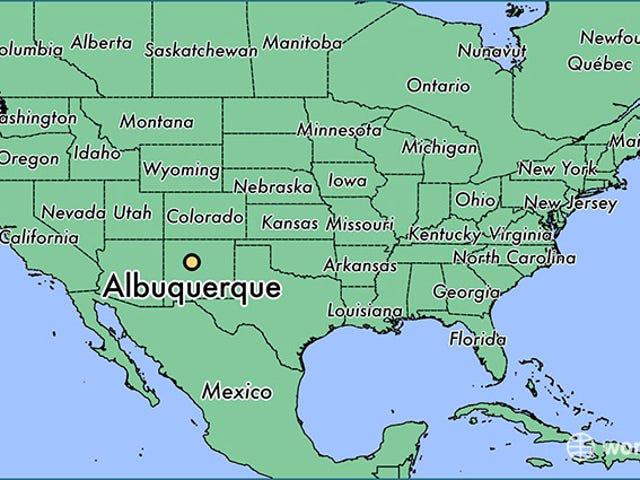 Pupunta sa Albuquerque