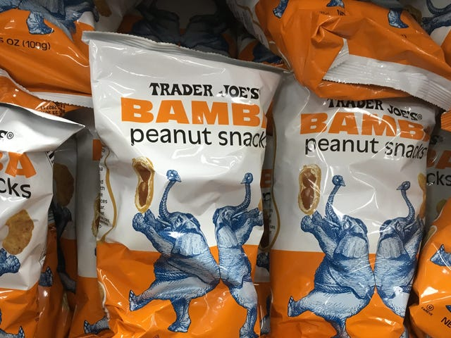 You Could Prevent Peanut Allergies With a 99 Cent Snack