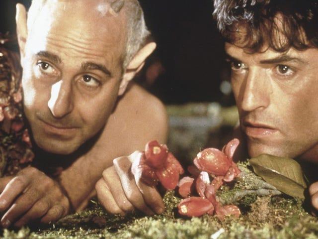 La vie tourne Shakespeare joue dans une série télévisée d'horreur parce que la vie est la douleur