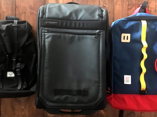 How to Choose Between a Backpack and a Suitcase for Travel