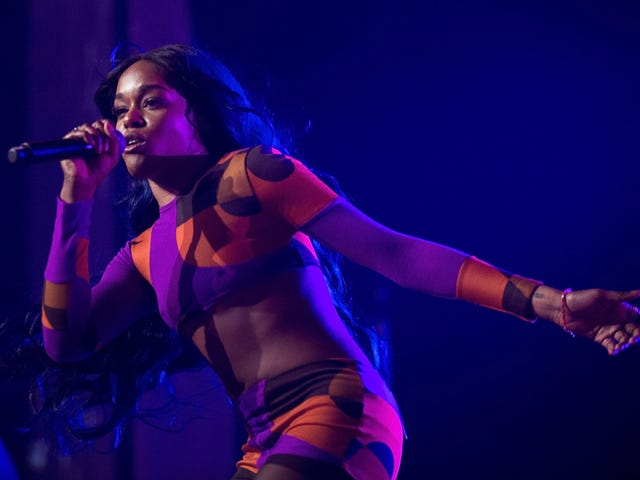 Azealia Banks (I Know, I Know) and 17 Others Who Deserve a 2nd Chance in 2018