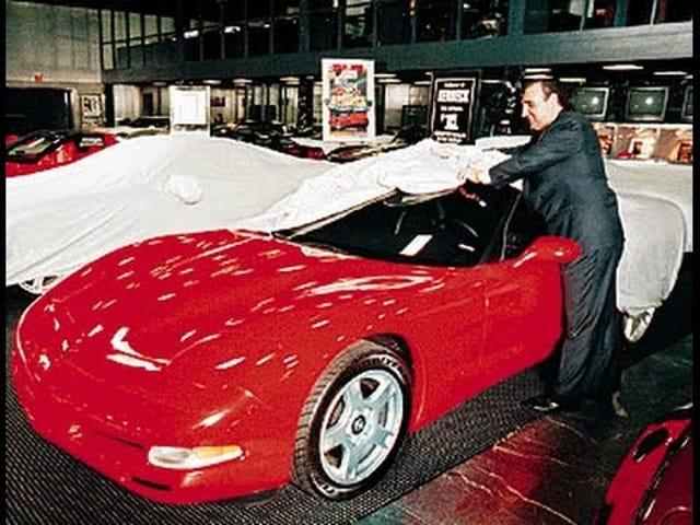 C5 Corvette Promo