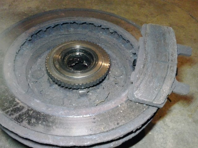 This Is How Bad My Truck's Brakes Were