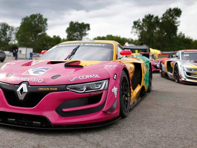 Renault annule la série Spec avec une voiture incroyable qui devrait être légale