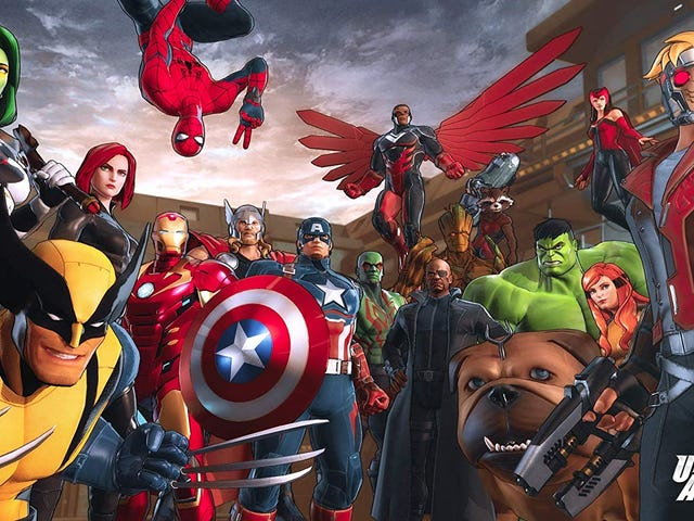 Deal Hunters: Assemble. Prime Members Can Save $8 On Marvel Ultimate Alliance 3.