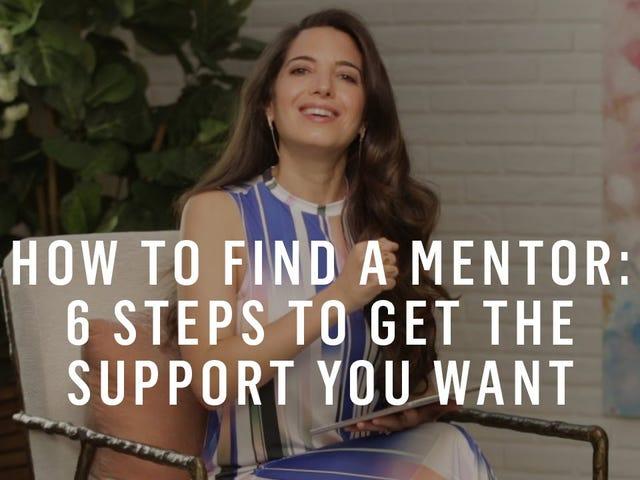 Älä rajoita itseäsi yhteen mentoriin, hanki useita näkökulmia