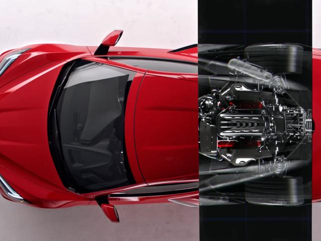 2022 C8 Corvette Z06'nın Söylenti 800-HP Motor Düz Bir Krank V8 Olabilir: Rapor