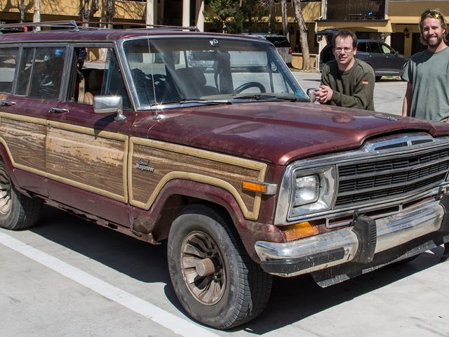 Come Hang With The $800Project Redwood Jeep (And Us) In Denver Tonight [Update: Canceled]