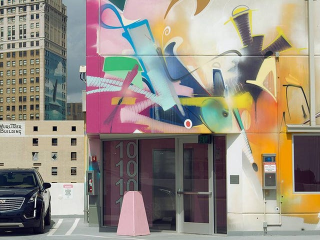 GM Is Being Sued by a Graffiti Artist for Featuring His Work in an Ad Campaign