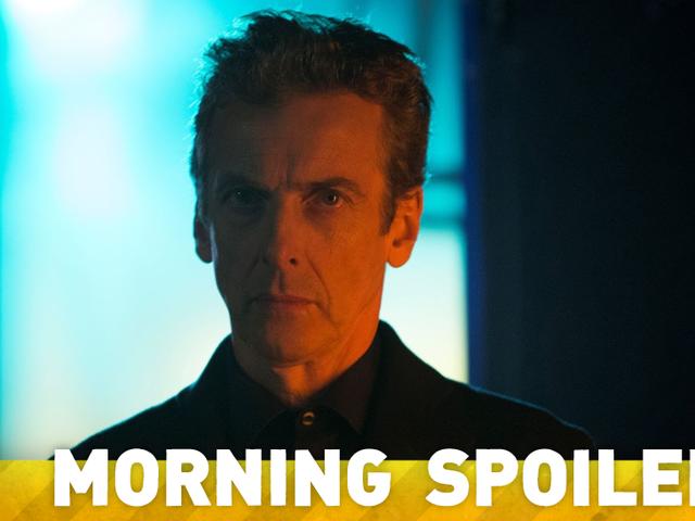 El último rumor de <i>Doctor Who</i> es tan loco que podría ser cierto