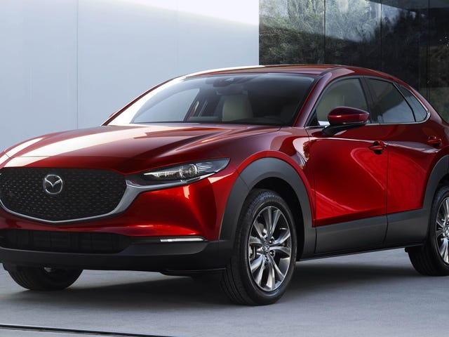 Apparently the Mazda CX-30 is coming to the US now
