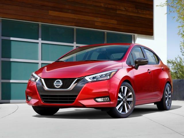 La Versailles 2020 Nissan sembra davvero all'altezza dei tempi moderni