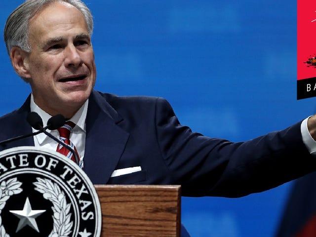 Naturalmente il Texas è l'ultimo stato che cerca di fermare gli aborti durante la crisi del coronavirus