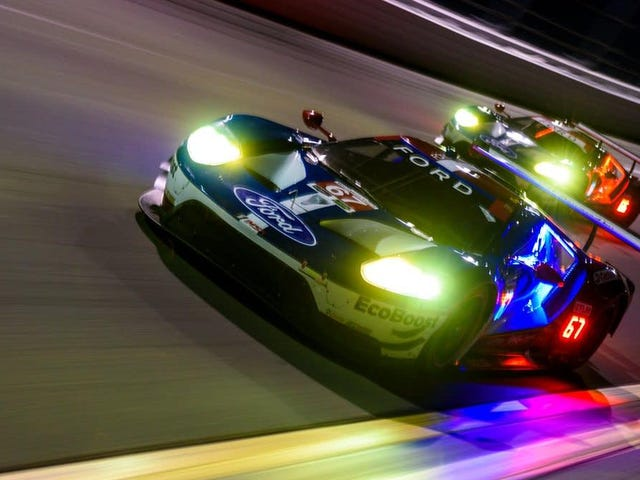 The Ford GT Factory Racing Program Is Dying This Year
