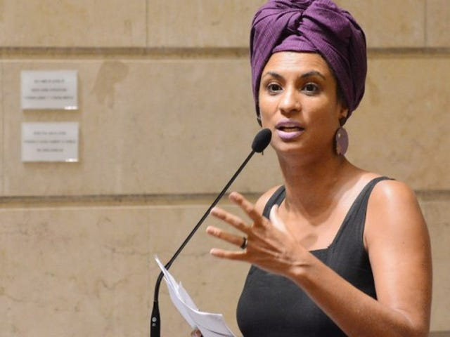 Say Her Name: Marielle Franco, a Brazilian Politician Who Fought for Women and the Poor, Was Killed. Her Death Sparked Protests Across Brazil