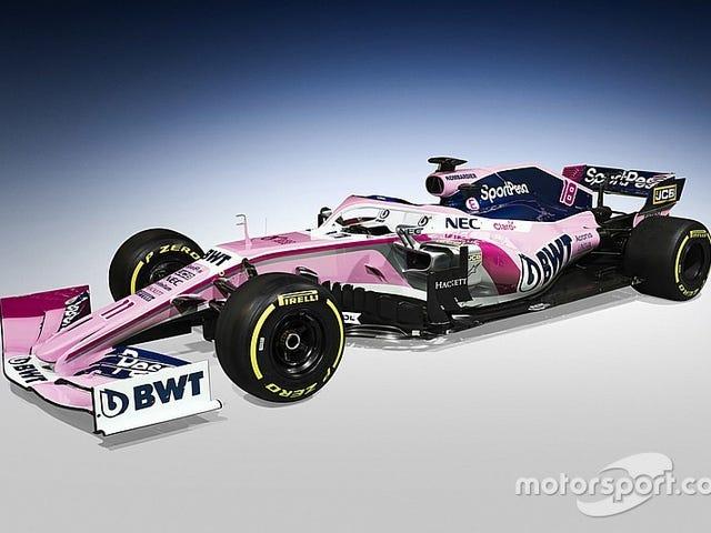 It's Still Pink