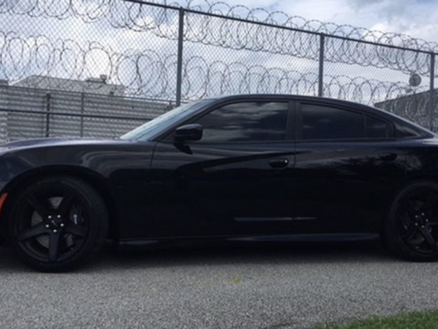 The Department of Justice Is Mad at a Georgia Sheriff for Spending $70,000 on a Dodge Charger Hellcat