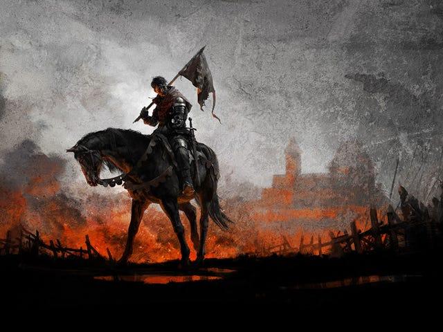 Kingdom Come: Deliverance tem um patch de 20 + GB Day-One