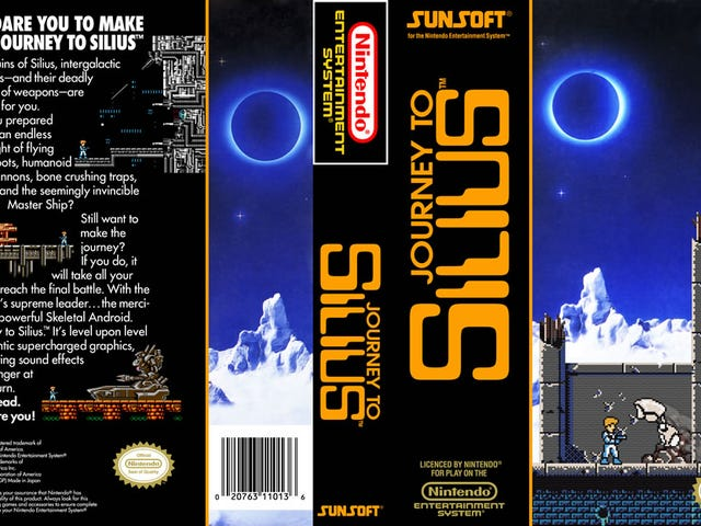 Journey to Silius Features Some of the Best Music on the NES
