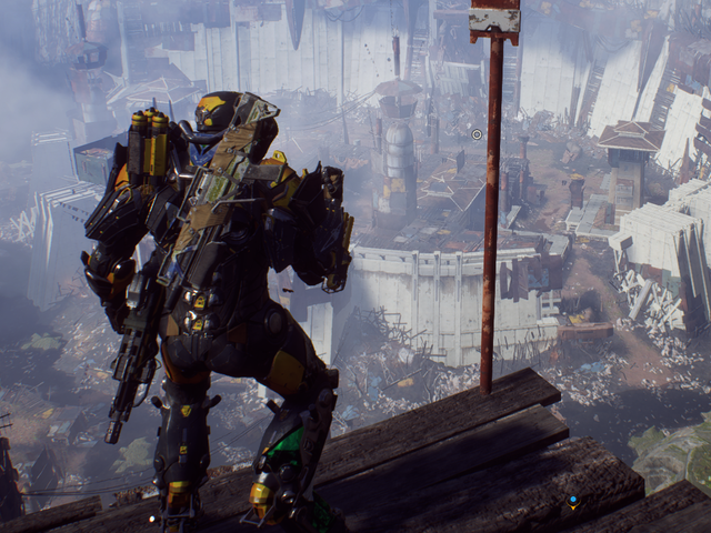 Anthem's Day-One Patch Promises To Fix The Game's Biggest Issues [Update]