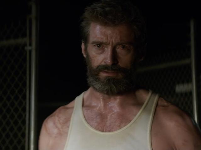 울버린,이 새로운 <i>Logan</i> 클립에서 불량배가 될 필요가없는 그의 발톱