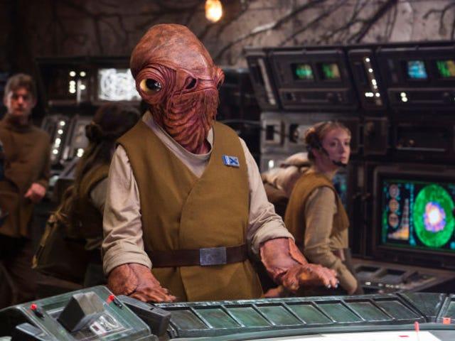 El actor que pone la voz a Yoda y Ackbar asegura que hay 9 películas de Star Wars en desarrollo, pero ¿cuáles?