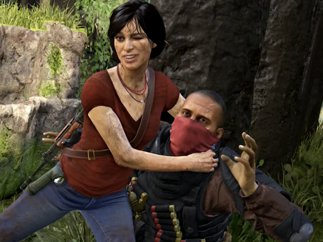 Wink If You Should Buy Uncharted: The Lost Legacy For $20