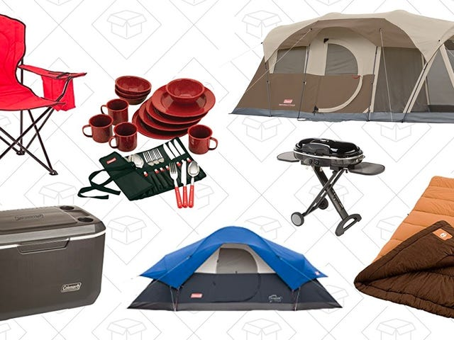 Enjoy The Great Outdoors For Up to 40% Less With This Coleman Cyber Monday Sale