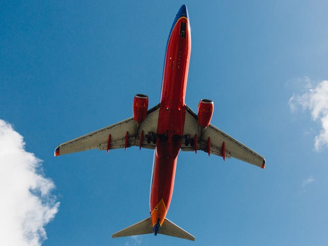 This Southwest Sale Will Have You Soaring With Flights Starting at $49