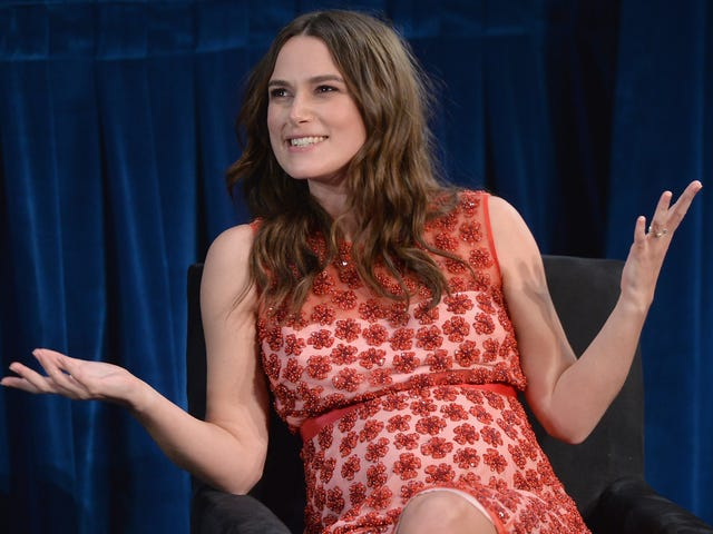 Keira Knightley Knows Why People Don't Take Period Dramas Seriously