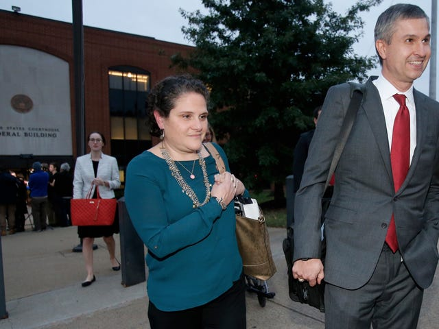 Rolling Stone Reaches a Settlement with Former UVA Administrator Nicole Eramo