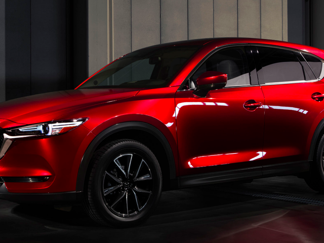 EPA Rates the Mazda CX-5 Diesel at Up to 29 MPG Combined