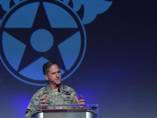 US Air Force Chief Warns of Space War 'in a Matter of Years'