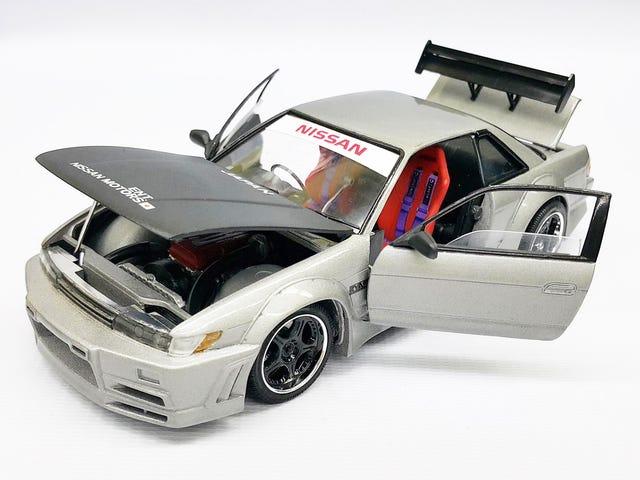 1/24 Nissan Silvia S13