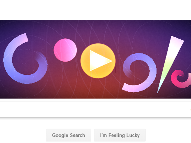 Visit Google's Homepage, Become A Visual Composer