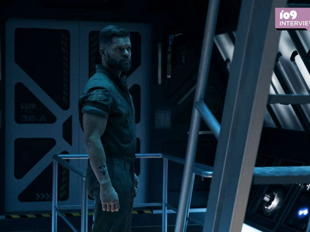 The Expanse Showrunner Talks About Season 4's Breakout Characters and the Status of Season 5
