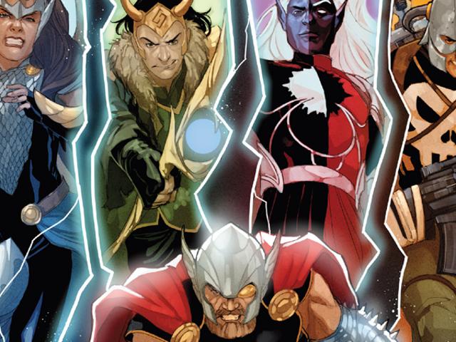 Todo lo que necesitas saber sobre el Godlike Fallout of War of the Realms, el cuento de Thor más loco de Marvel en años