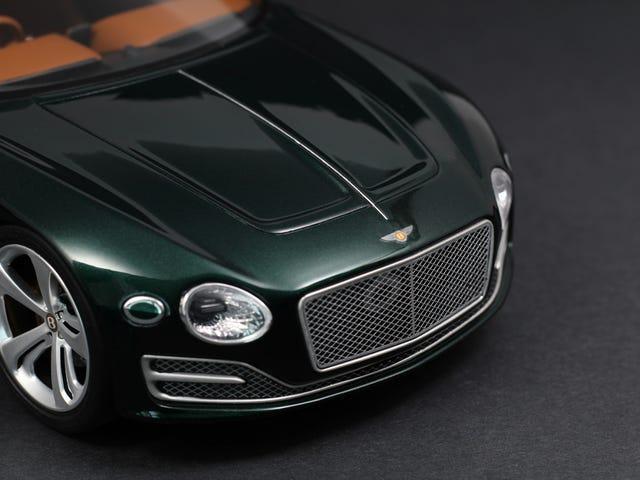 Bentley EXP 10 Speed 6 Concept by GT Spirit