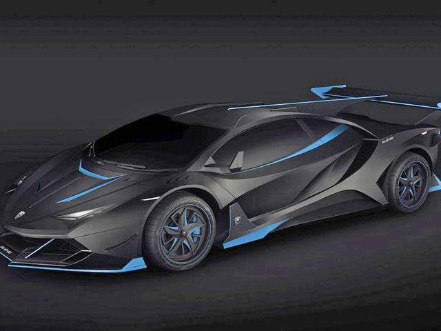 The Alieno Arcanum Is A 5,221-HP Hypercar That Is Definitely Happening