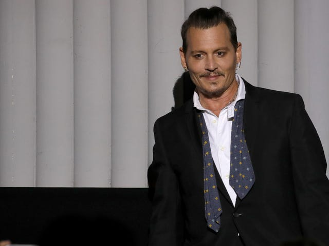 Johnny Depp Prepared for His Jack Sparrow Role by Overheating His Brain in a Sauna
