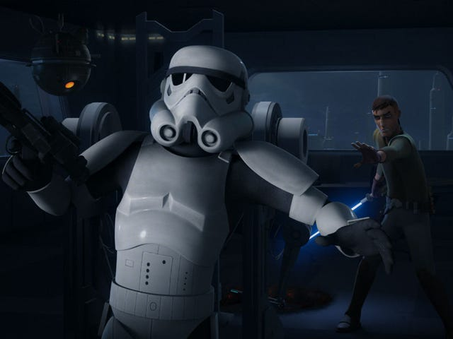 Star Wars Rebels Just Answered One of Its Biggest Mysteries