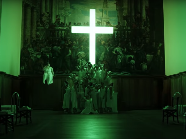John Malkovich takes Jude Law's holy throne in this trailer for HBO's The New Pope