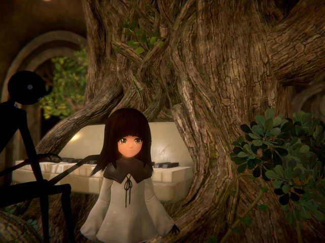 Melancholy Music Game Deemo Is More Heartbreaking In 3D