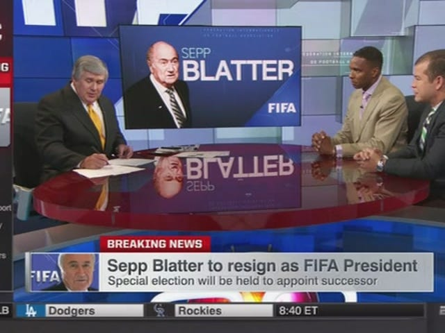 Magkano ba ang FIFA Tulad ng <i>The Godfather</i> ?  ESPN At ABC Count The Ways