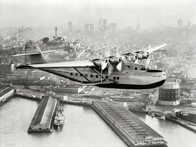 Aviation History Snapshot: The Golden Age