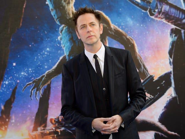 James Gunn se va de Marvel a DC. El director escribirá la próximaSuicide Squad y negocia dirigirla
