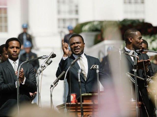 David Oyelowo says the Selma cast's Eric Garner protest angered the Academy, hurt Oscar chances