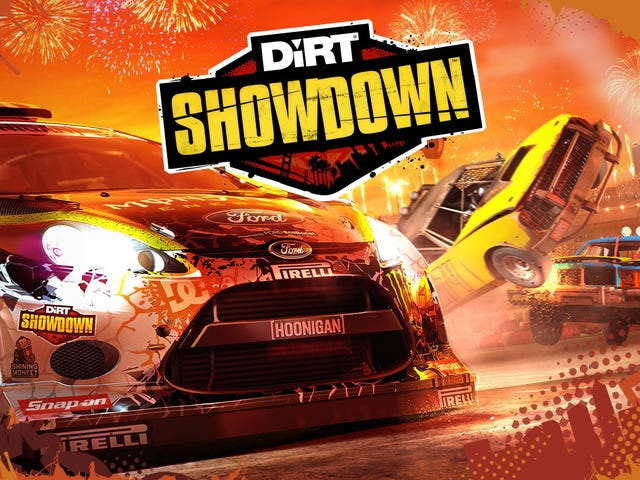 Dirt Showdown is currently free at Humble!